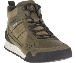 Merrell Burnt Mid Men Sneakers Shoes New Size US  10 10.5  11 - $1.671,05 MXN