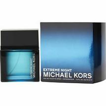 Michael Kors Extreme Night Edt Spray 2.4 Oz For Men - $56.39