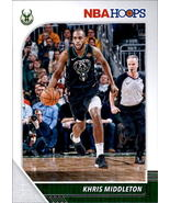 Khris Middleton 2019-20 Panini NBA Hoops Card #107 - $0.99