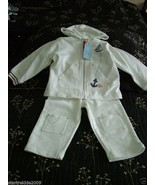 NWT First Impressions Baby Boy French Terry Set 24 mnts - $14.99