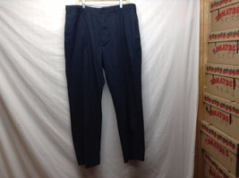 Nautica Clipper Relaxed Fit Blue Pants Sz 38/32