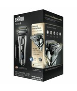 Braun Series 9 9290CC Wet & Dry Foil Shaver W/ Cleaning Station Charge NEW - $337.15