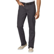Kenneth Cole New York Men's Straight Fit Jean (Grey, 32×32) - $30.50