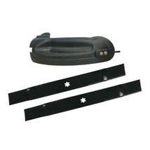 Craftsman 46 Inch Deck Riding Mower Mulching Kit 32293 19A30005799 19B30... - $89.36