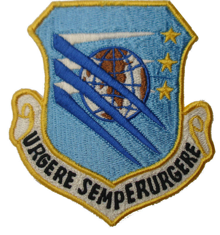 "4228th Strategic Wing 4"" patch"