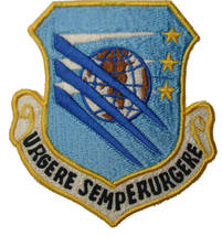 "4228th Strategic Wing 4"" patch - $21.00"