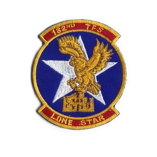 "182nd Tactical Fighting Squad 4.5"" Patch"