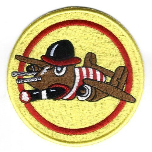 "22nd Bomb Squadron 7th Bomb Group 4.75"" Patch Military"