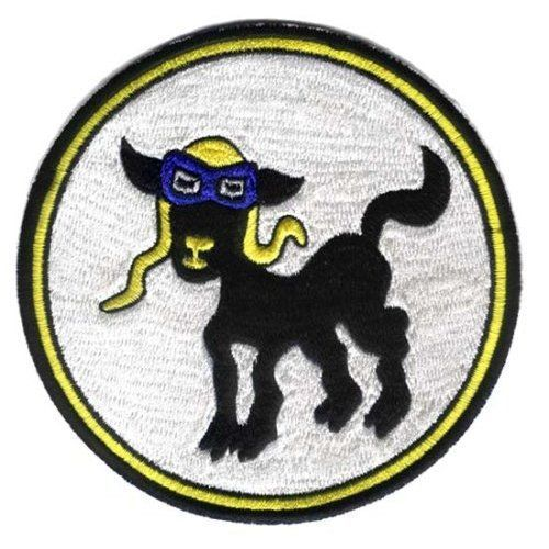 "8th Fighter Squadron 4.5"" Patch"