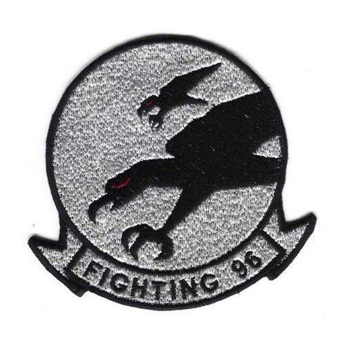 "USN Fighter Squadron FIGHTING 96 FALCONS 4.8"" Patch"