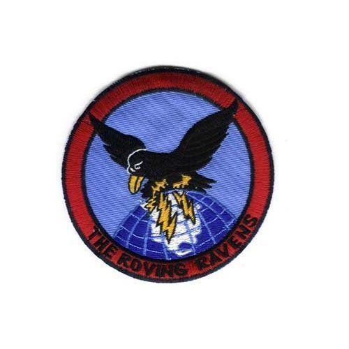 "4713th Defense Systems Evaluation Squadron 4"" Patch"