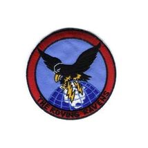 "4713th Defense Systems Evaluation Squadron 4"" Patch - $19.99"