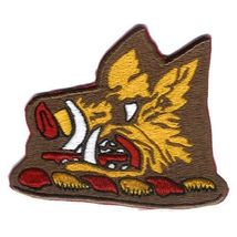 "VF-11 Red Rippers Boar's Head 4"" PATCH  - $19.99"