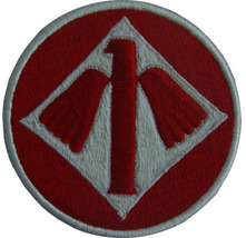 UFO EVAL ? WRIGHT PATTERSON AF BASE, help id this Patch - $22.99