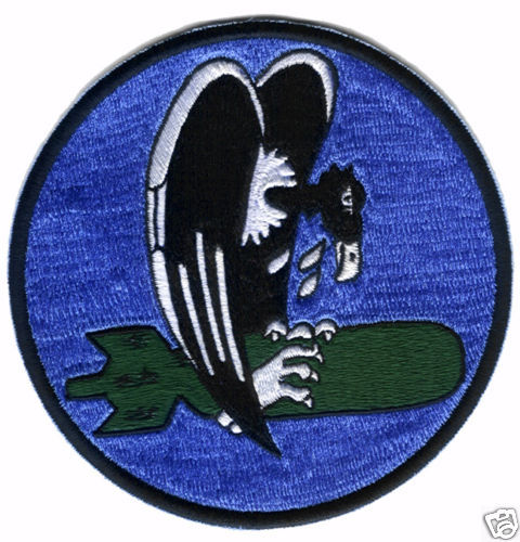 "741st Bombardment Squadron 455th Bomg Group 4.75"" Patch"