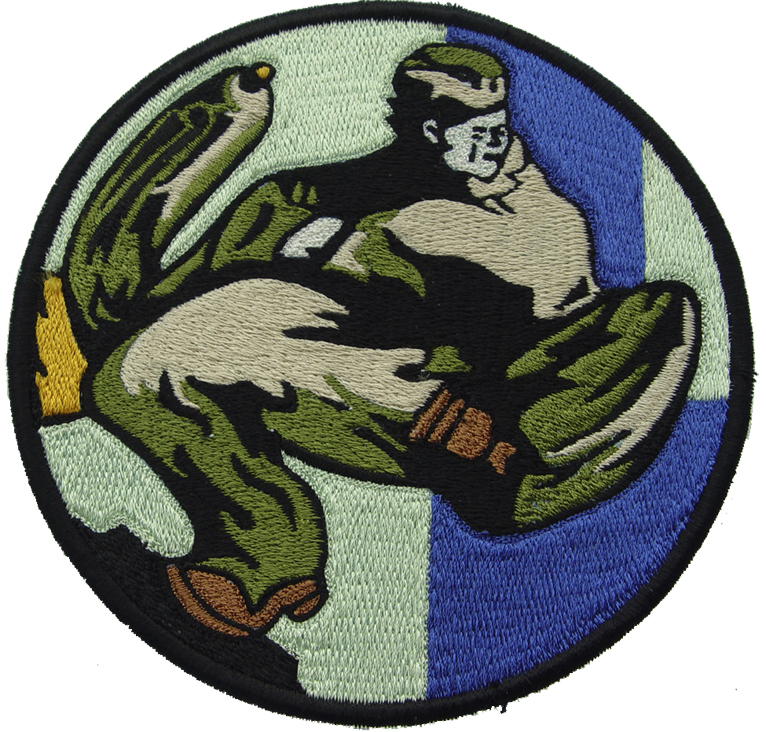"448th Bombing Squadron 5"" Patch"