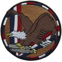 "445th Bombing Squadron 4.9"" Patch  - $24.99"