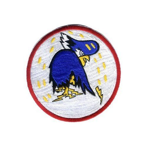"333rd Fighter Squadron 18th Fighter Group 5"" Patch"