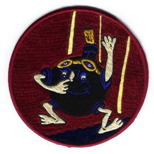 "449th Bomb Squadron 5"" Patch"