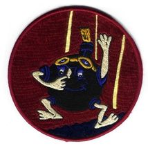 "449th Bomb Squadron 5"" Patch - $19.99"