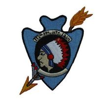 "335th FIS Patch Body 4"" x arrow 5.5"" Fighter Int Squad - $19.99"