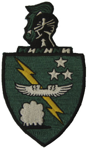 "49th FIS Fighter Interceptor Squadron 5.5"" Patch"