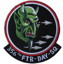 "356th Fighter Day Squadron 4"" Patch - $21.99"