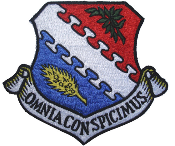 "66th Tactical Reconnaissance Wing 4.2"" PATCH"