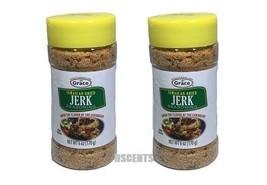 Grace Jamaican Dried Jerk Seasoning 6 oz Pack of 2 bottles - $15.83