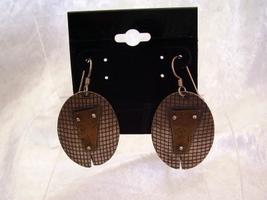 Vintage Roggio Handmade Sterling Silver Pierced Earrings - $9.95