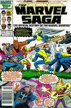 The Marvel Saga: The Official History of the Marvel Universe #16 (X-Fact... - $7.99