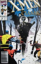 X-Men Classic #63 [Comic] by Sienkiewicz and Wi... - $7.99