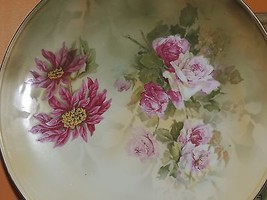 """One R.S Germany Decorative Platter/Plate 12"""" Ro... - $19.99"""