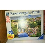 Ravensburger Puzzle - 300 - Over the River - Good Condition - $7.92