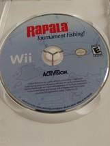 Nintendo Wii Rapala: Tournament Fishing - Complete image 3