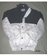 Giorgio Morondi White and Black Winter Jacket S... - $16.99