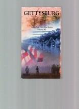 Gettysburg Video Post Civil War Series Volume 3 [VHS Tape] (1995)  - $19.99