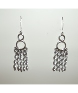Twisted Chainmaille Earrings - $17.00