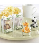 inch Born to be Wild inch  Animal Candles - Assorted (Set of 4)  - $12.99