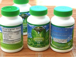 Youngevity Ultimate Flora Fx 60 capsules 4 Pack by Dr Wallach Free Shipping - $123.82