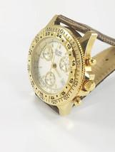 BELAIR men's Swiss Movment Quartz Chronograph  Techometer Divers Watch - $795.00