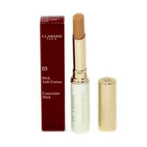 Clarins Concealer Stick 2.6 G/0.09 Oz. #03 - Medium Beige - $28.22