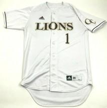 VINTAGE Adidas Orange County Lions Baseball Jersey Size 38 High School T... - $36.83