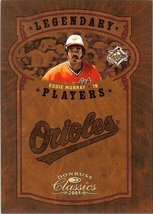 2005 donruss baltimore orioles eddie marray serial # 50/75 - $29.99