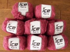 8 Skeins ICE Yarns Indiana Wool sz 5mm Needles 50 g each Wool Viscose Ac... - ₹1,583.40 INR
