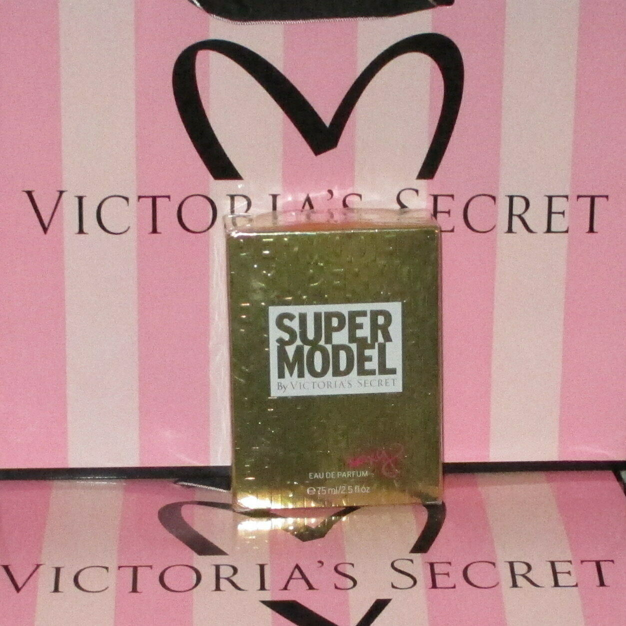 Primary image for Victoria's Secret Supermodel Super Model Eau de Parfum 2.5 Fl Oz