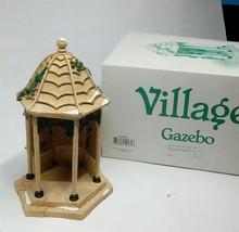 DEPARTMENT 56 HERITAGE VILLAGE SERIES GARDEN GAZEBO #58076 NIB - $28.26