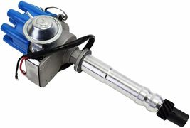 Chevy GM SBC BBC R2R Complete Distributor 283 305 307 327 350 400 396 427 Blue image 7