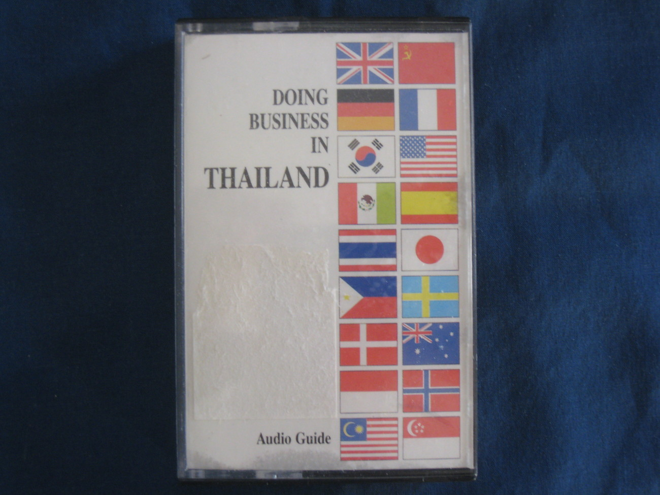 International Business Guide, Thailand, Audo Cassette
