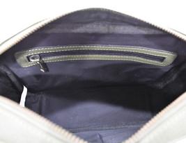 Women's Leather Handbag Embroidered Tribal Pattern Strap Shoulder Purse image 11
